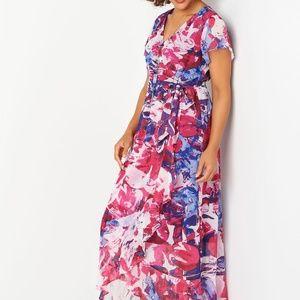 Christopher Banks Maxi Dress - Size L